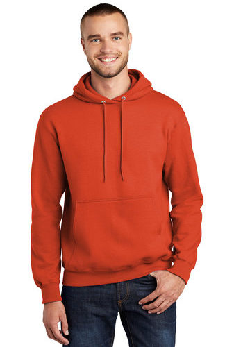 Fleece Pullover Hooded Sweatshirt (PC90H)