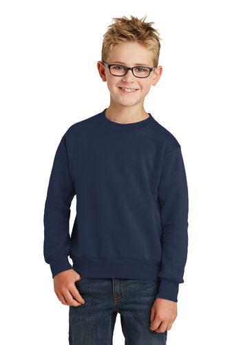 Fleece Crewneck Sweatshirt – Youth (PC90Y)