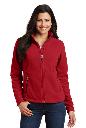 Fleece Jacket – Ladies (L217)