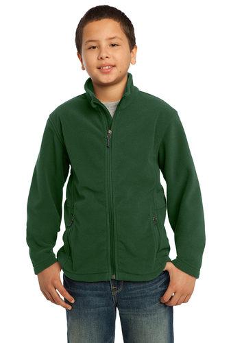 Fleece Jacket – Youth (Y217)