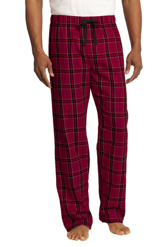 Flannel Plaid Pant (DT1800)