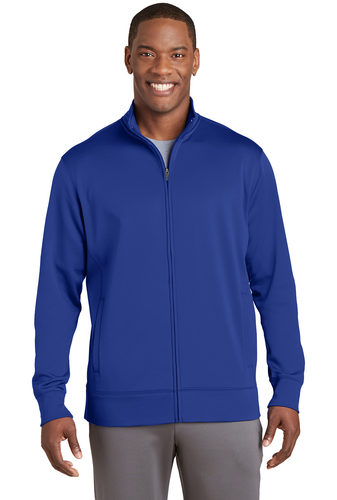 Sport-Wick Fleece Full-Zip Jacket (ST241)