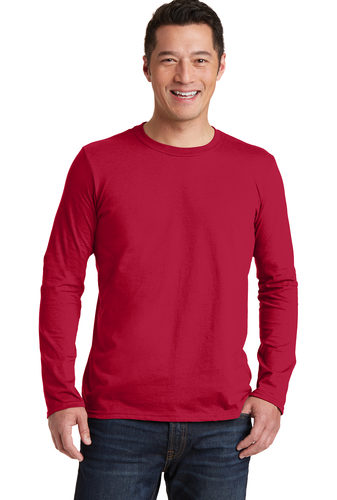 Gildan Softstyle L/S T-Shirt (G64400)