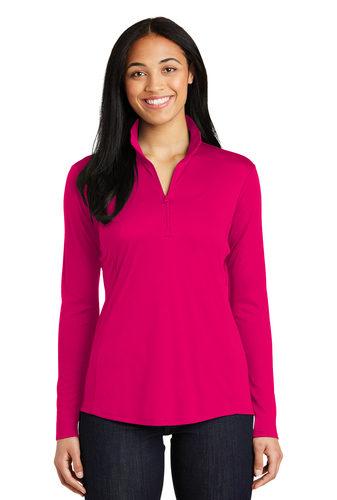 Competitor 1/4 Zip Pullover – Ladies (LST357)