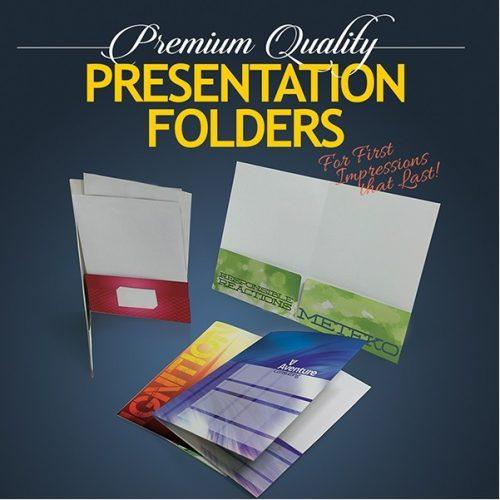 14Pt. Presentation Folder
